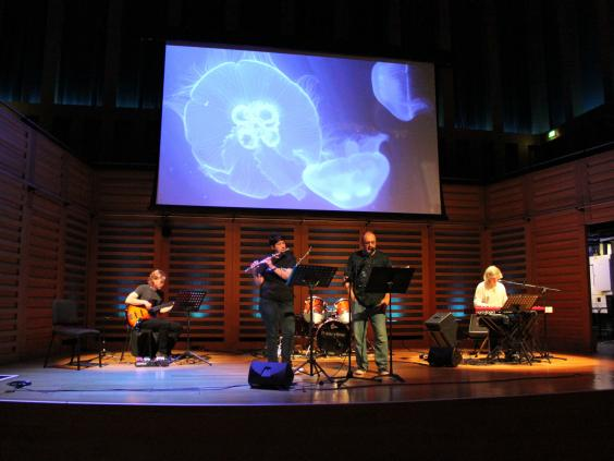 #Storytime at King's Place, August, 2015