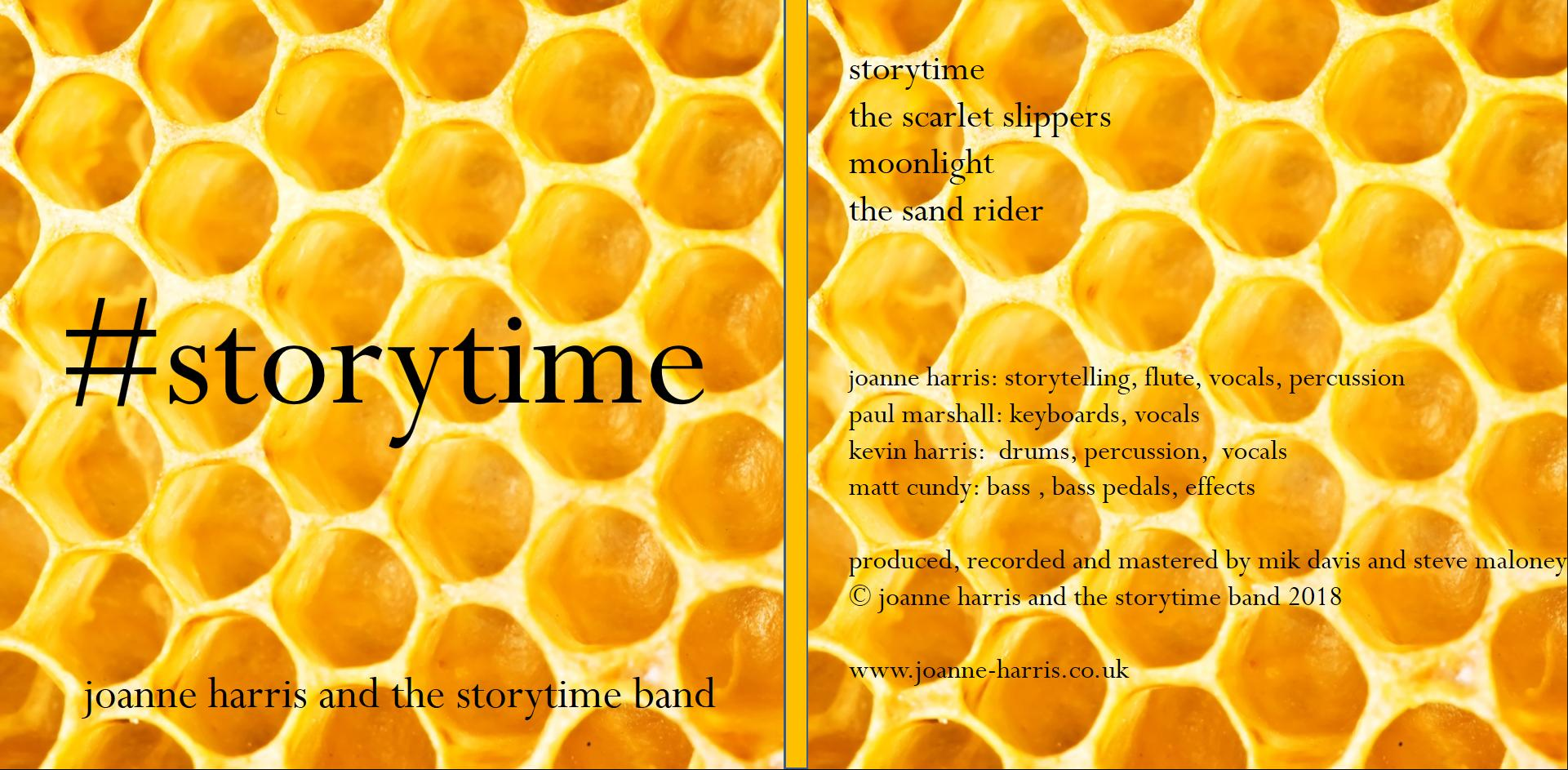 #StoryTime CD